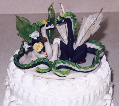 Cake Mideval